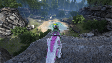Hidden Lake - Official ARK: Survival Evolved Wiki