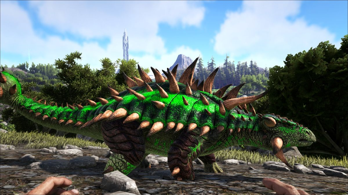 Mutations - Official ARK: Survival Evolved Wiki