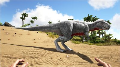 Megalosaurus - Official ARK: Survival Evolved Wiki