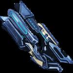 Tek Shoulder Cannon (Genesis: Part 1)