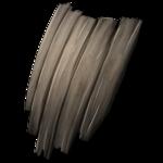 Scudo di legno