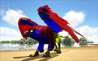 Mod Ark Eternal Eternal Alpha Lightning Griffin Image.jpg