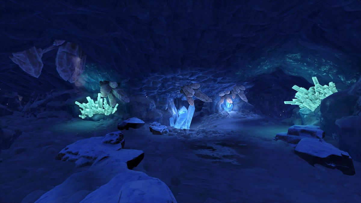 North West Cave Official Ark Survival Evolved Wiki
