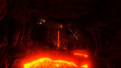 Lava Cave - Official ARK: Survival Evolved Wiki