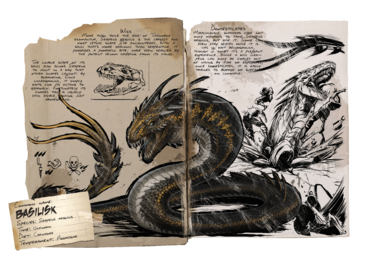Basilisk - Official ARK: Survival Evolved Wiki