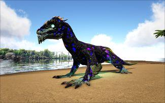 Mod Ark Eternal Elemental Lightning Corrupted Rock Drake Image.jpg