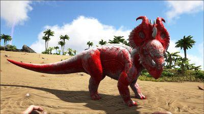 Pachyrhinosaurus PaintRegion0.jpg