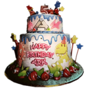 ARK Anniversary Surprise Cake.png