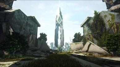 Sanctuary Obelisk (Extinction).jpg