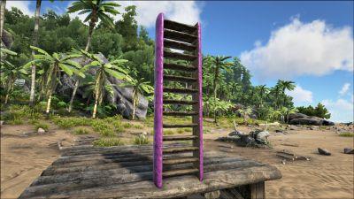 Wooden Ladder - Official ARK: Survival Evolved Wiki
