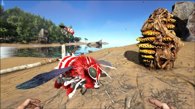 Giant Bee - Official ARK: Survival Evolved Wiki