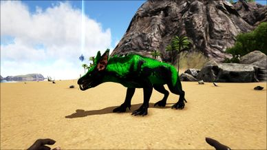Bleeding Out Taming A Ravager Pack Ark Survival Evolve