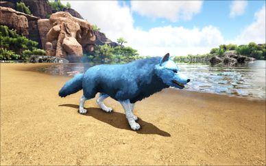 Mod Ark Eternal Elemental Ice Direwolf (Wild) Image.jpg