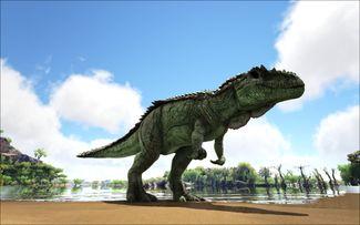 Mod Ark Eternal Armoured Giganotosaurus Image.jpg