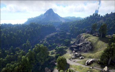 ark fars peak