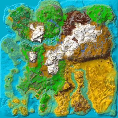 Wyvern Cave (Ragnarok) - Official ARK: Survival Evolved Wiki