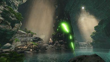 Central Cave - Official ARK: Survival Evolved Wiki