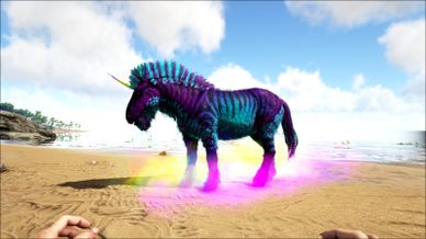 Mod:Primal Fear Fabled Unicorn - Official ARK: Survival
