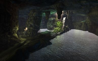Lower South Cave - Official ARK: Survival Evolved Wiki