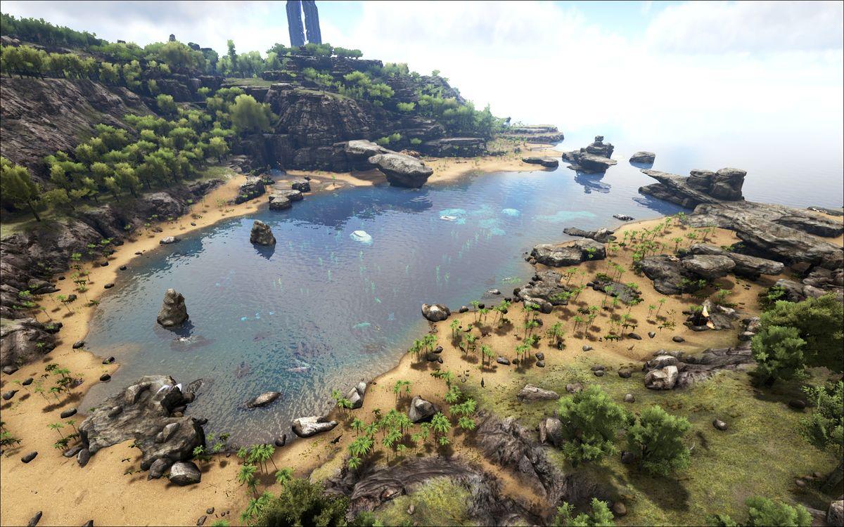 Viking Bay (Ragnarok) - Official ARK: Survival Evolved Wiki