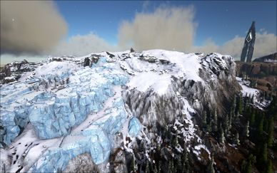 Blizzard Peak (Ragnarok) - Official ARK: Survival Evolved Wiki