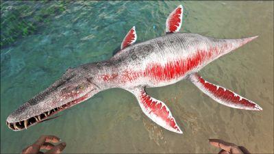 Liopleurodon - Official ARK: Survival Evolved Wiki
