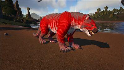 Thylacoleo Official Ark Survival Evolved Wiki