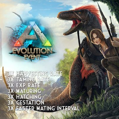 ARK: Evolution Event - Official ARK: Survival Evolved Wiki