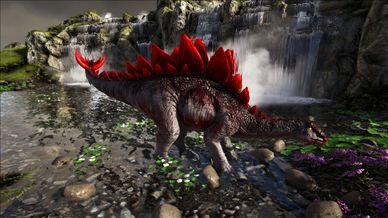 Mod:Primal Fear Alpha Stegosaurus - Official ARK: Survival Evolved Wiki