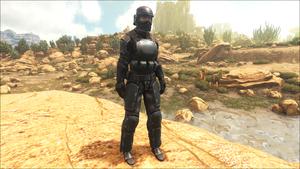 Riot Armor - Official ARK: Survival Evolved Wiki