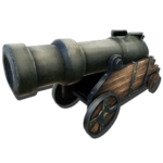 Primitive Cannon