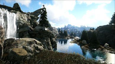 Tundra (Valguero) - Official ARK: Survival Evolved Wiki