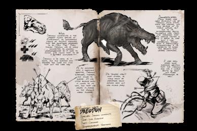 Daeodon - Official ARK: Survival Evolved Wiki