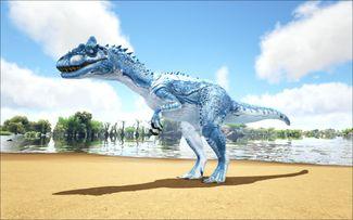 Mod Ark Eternal Elemental Ice Allosaurus (Tamed) Image.jpg