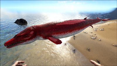 Basilosaurus - Official ARK: Survival Evolved Wiki