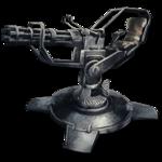 Torretta mitragliatrice
