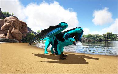 Mod:Ark Eternal Prime Griffin - Official ARK: Survival