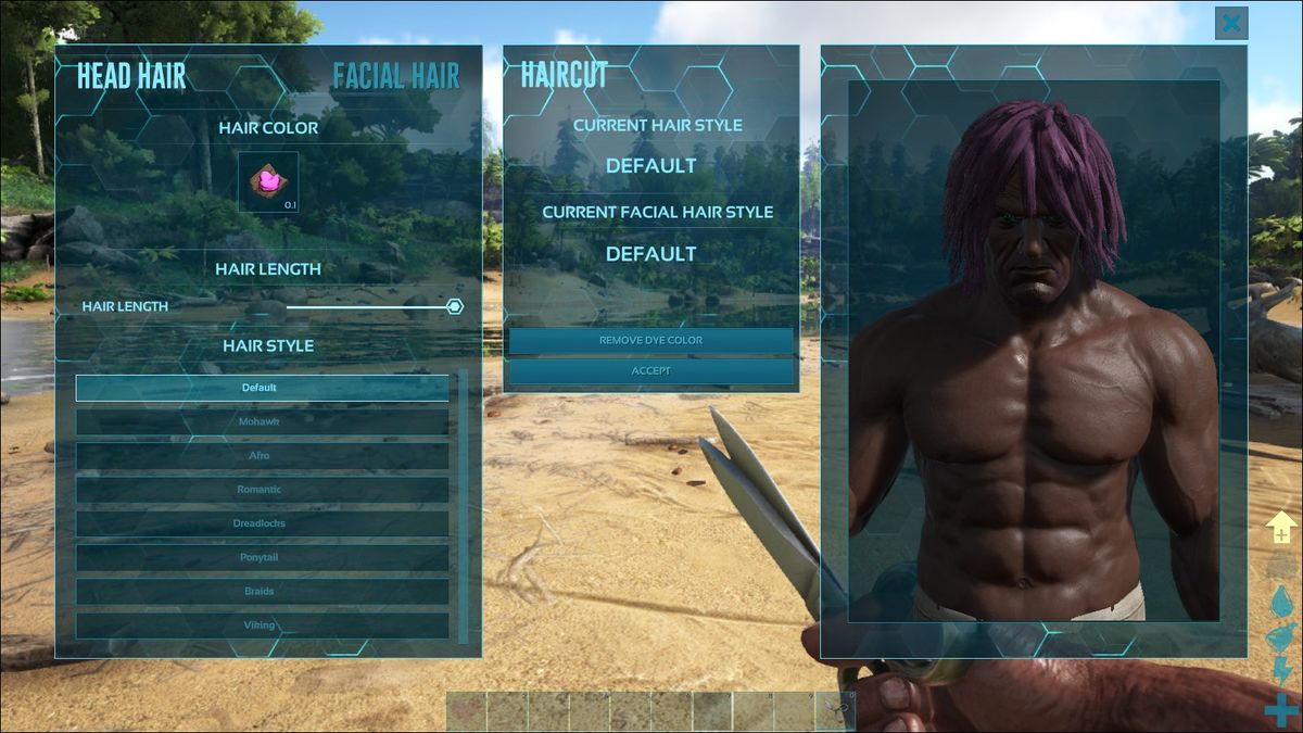 100 Pictures of Ark How To Get Hairstyles