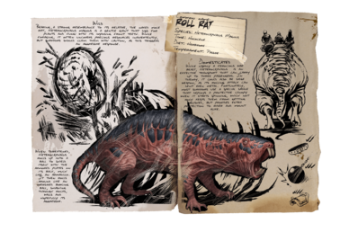 Roll Rat - Official ARK: Survival Evolved Wiki