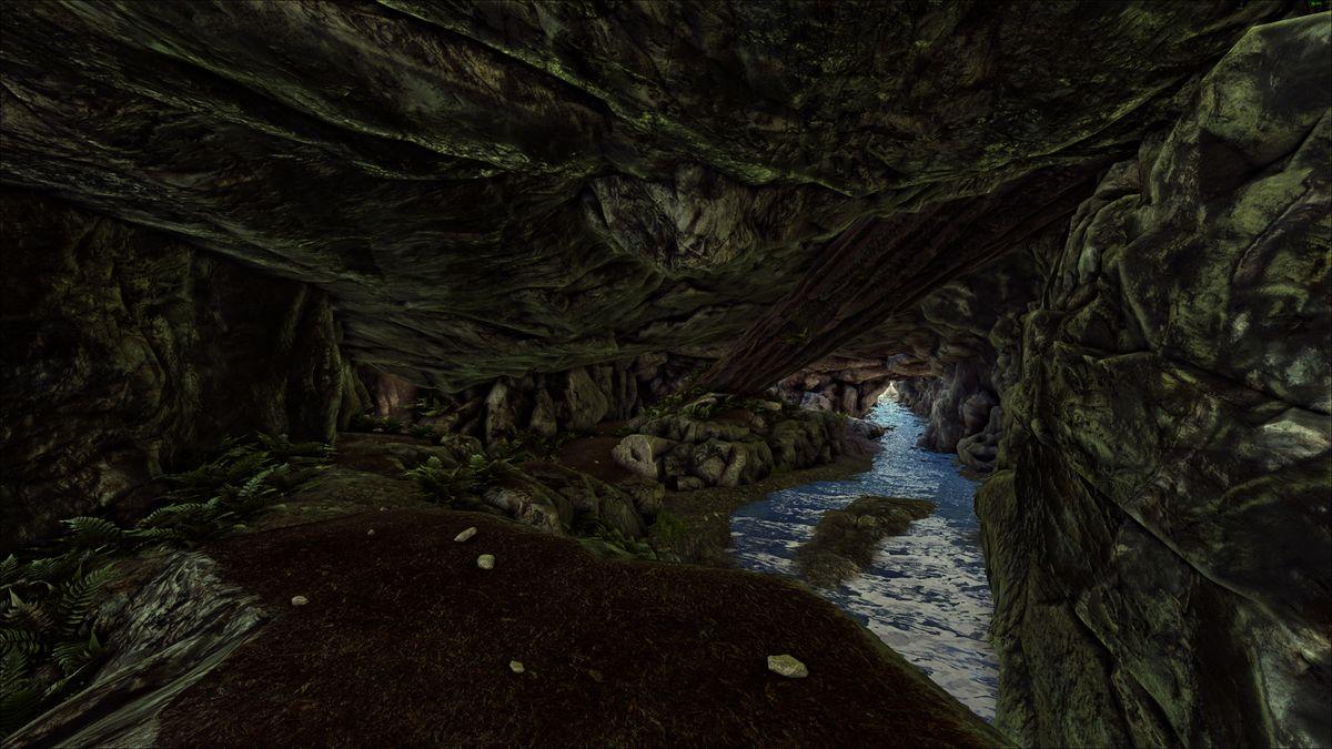 Fallen Redwood Cave (Ragnarok) - Official ARK: Survival