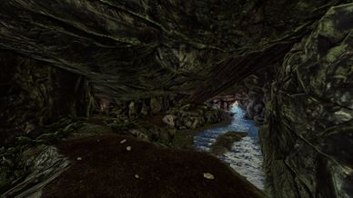 Fallen Redwood Cave (Ragnarok) - Official ARK: Survival