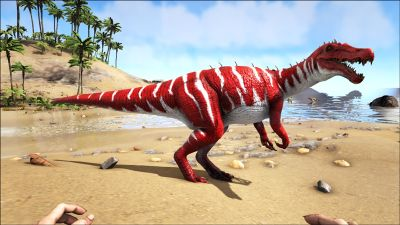 Baryonyx - Official ARK: Survival Evolved Wiki