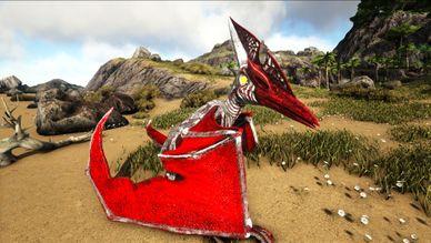 Mod:Primal Fear Alpha Pteranodon - Official ARK: Survival Evolved Wiki