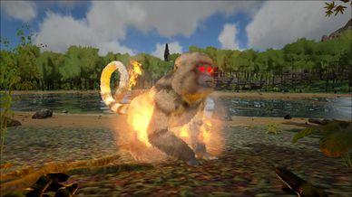 Mod:Primal Fear Demonic Mesopithecus - Official ARK: Survival