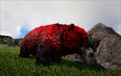 Mod:Ark Eternal Ancient Dire Bear Minions - Official ARK
