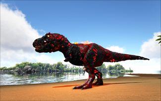Mod Ark Eternal Elemental Corrupted Fire Rex Image.jpg