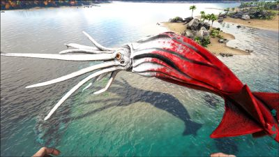 Tusoteuthis - Official ARK: Survival Evolved Wiki