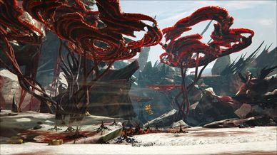 Forbidden Zone (Extinction) - Official ARK: Survival Evolved