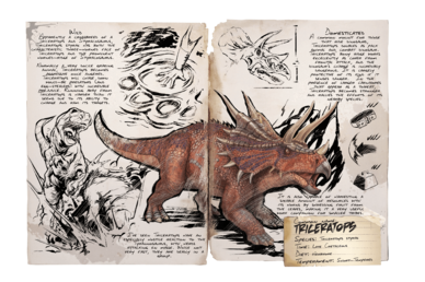 Triceratops - Official ARK: Survival Evolved Wiki