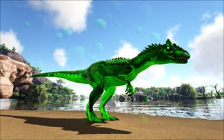 Mod Ark Eternal Elemental Poison Allosaurus Image.jpg